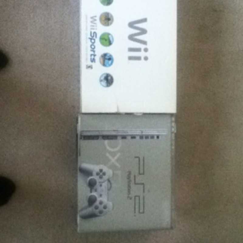 Wii & Ps2