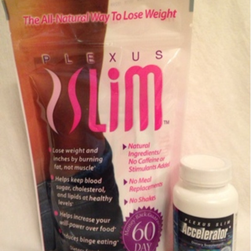 Plexus Slim drink mix & Accelerator