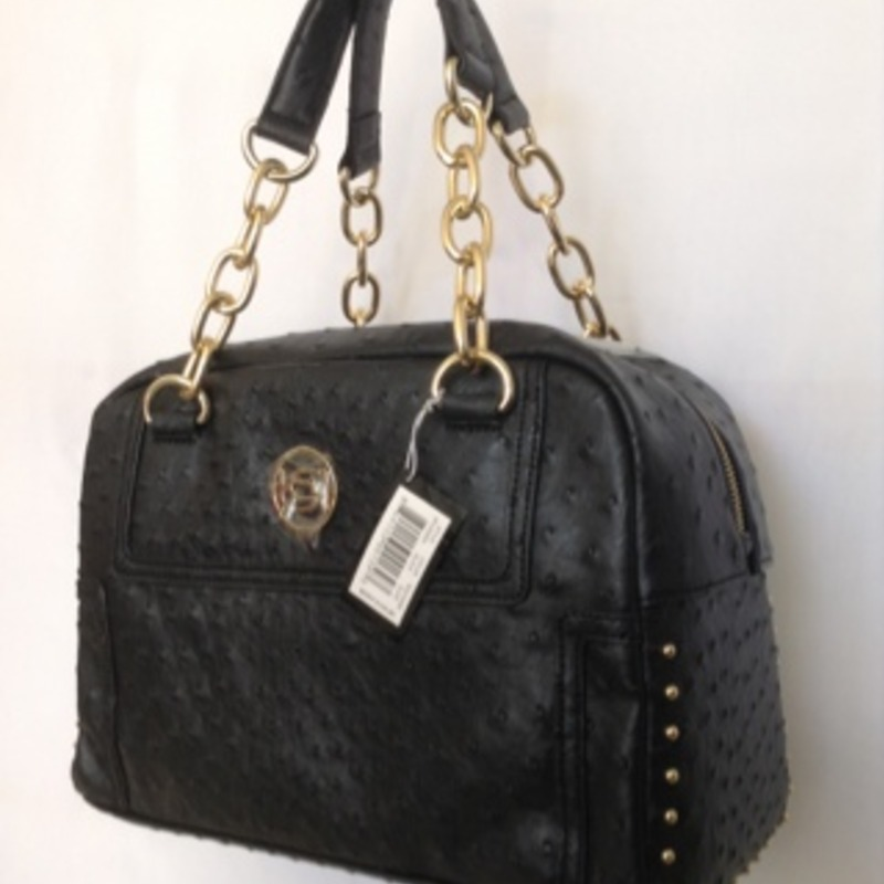 BEBE Blair Park Ave Satchel Bag