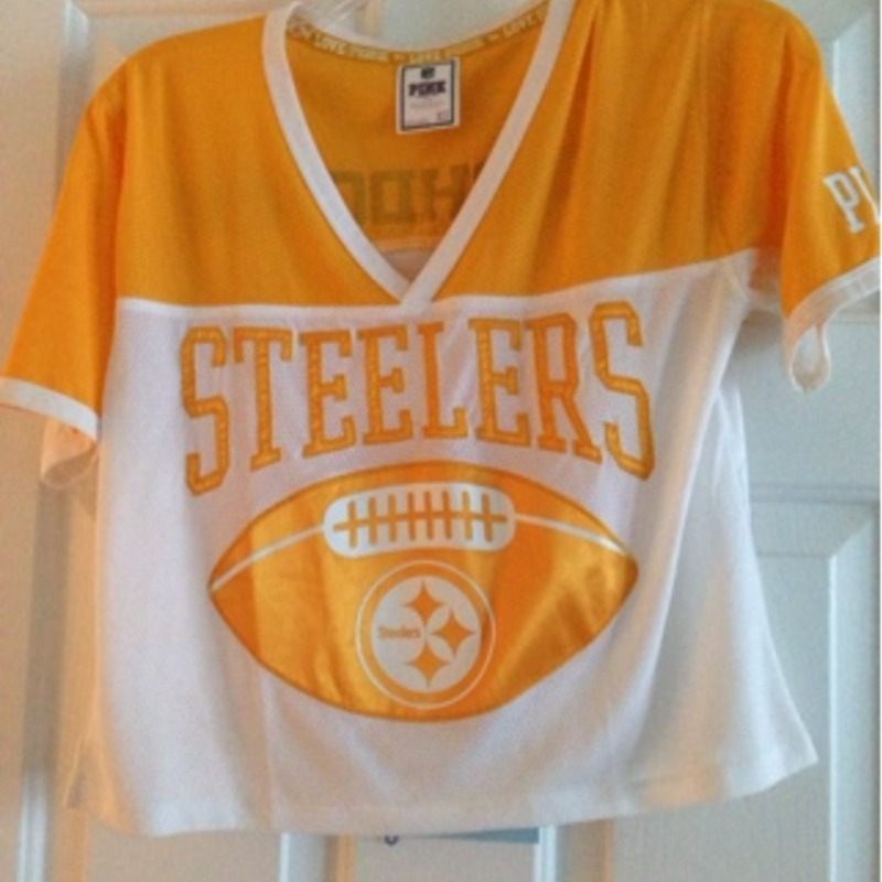 Victoria's Secret PINK Steelers Shirt