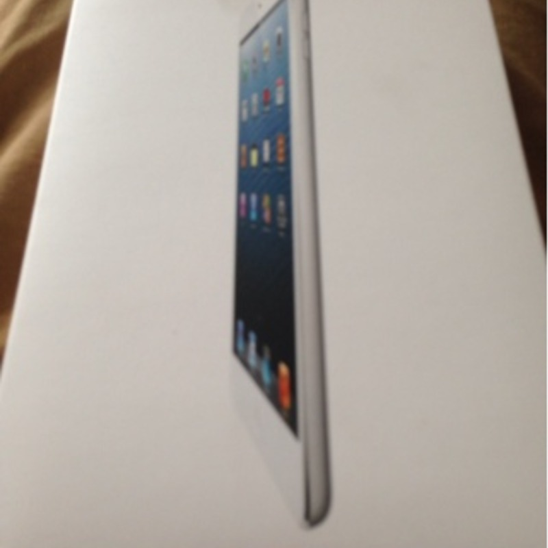 IPad Mini White 16GB Wifi