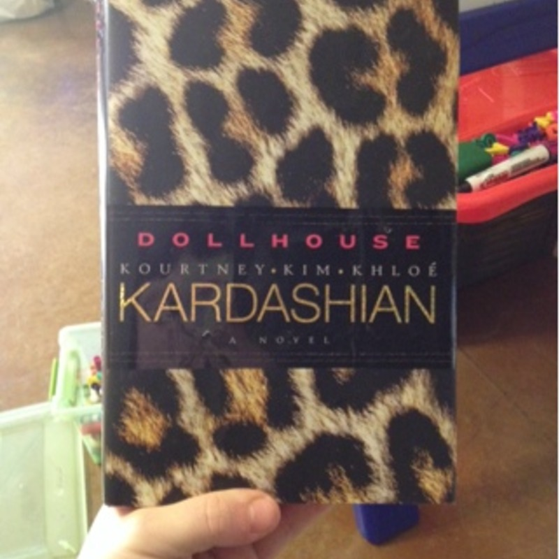 Dollhouse Kardashian novel