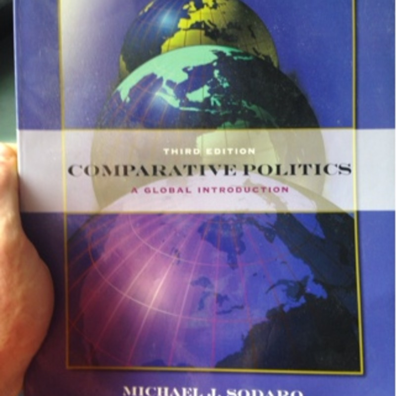 Comparative Politics - A Global Introduction (Third Edition)