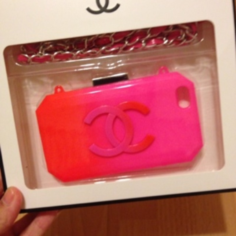 Chanel Lego iphone 5 case