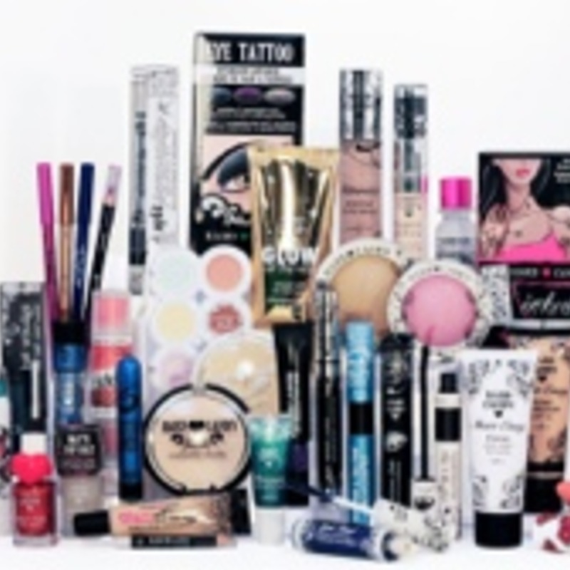 Hard Candy Cosmetics Grab Bag With Two Free Makeup Gifts