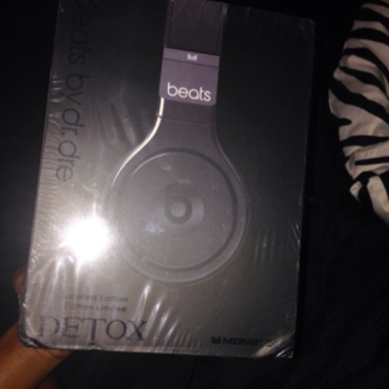Limited edition beats by Dre