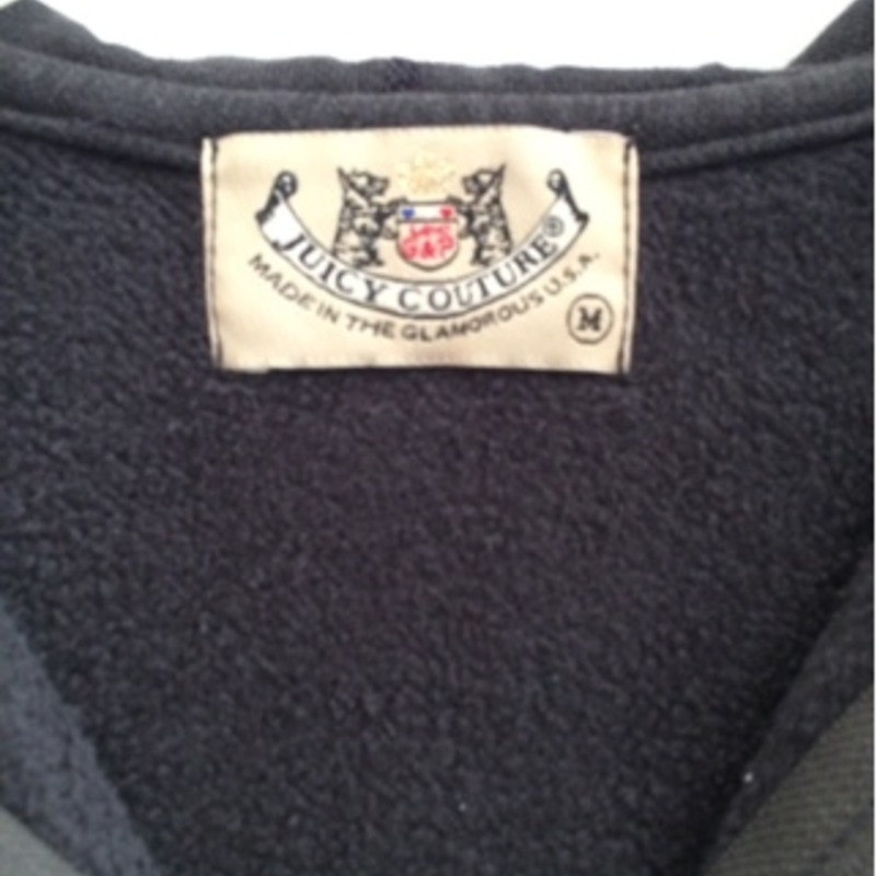 Authentic Juicy Couture Jacket