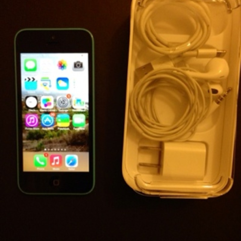 Factory unlocked iPhone 5c 16G