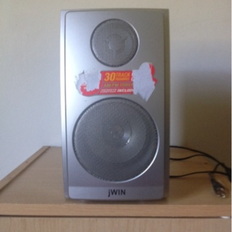 Jwin speaker