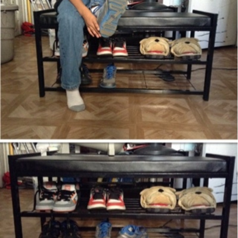 Bench/Shoe Rack