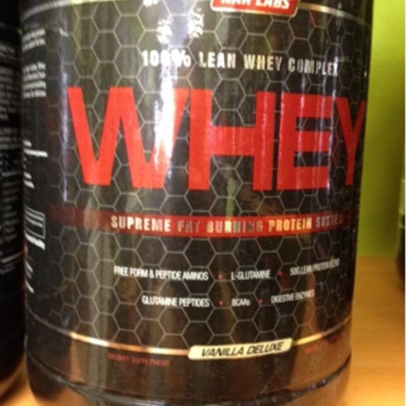 2lb Whey protein