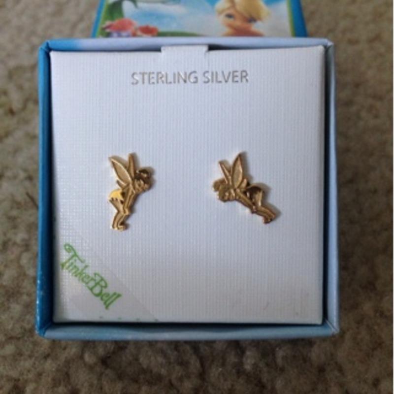 tinker-bell earings