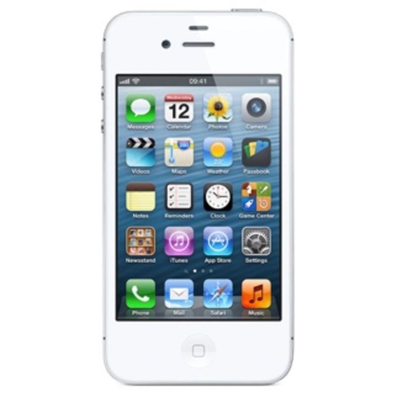 iPhone 4s 16gb unlocked (white)