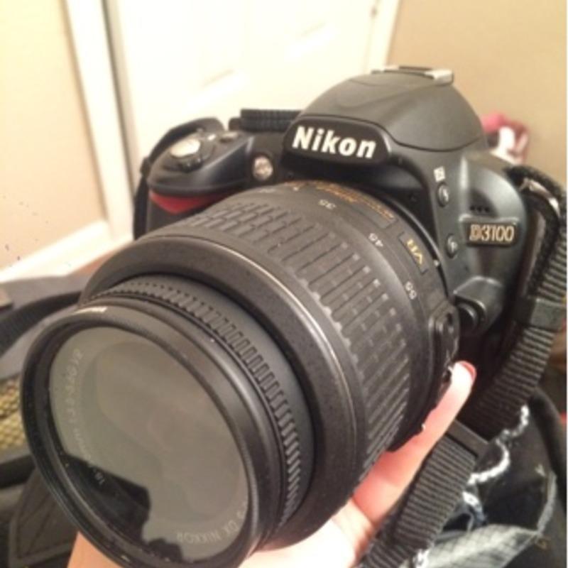 Nikon D3100 & Accessories