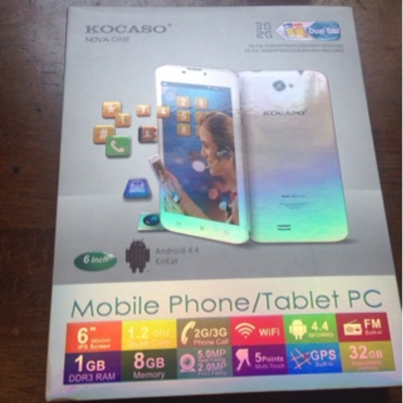 Android cellphone tablet