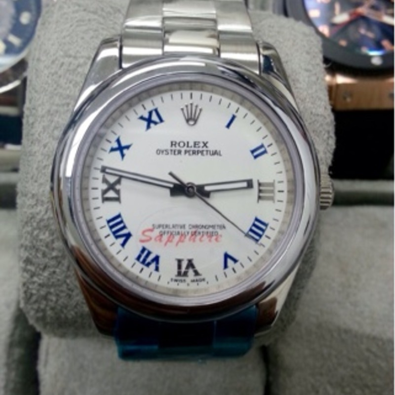 Rolex oyster perpetual  Replica. PayPal Only