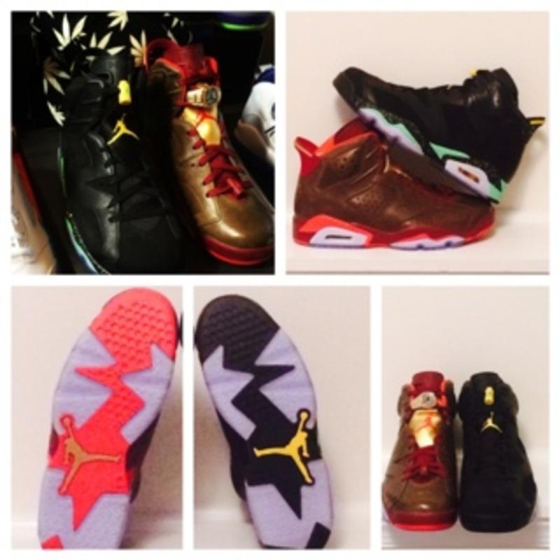Air Jordan 6s