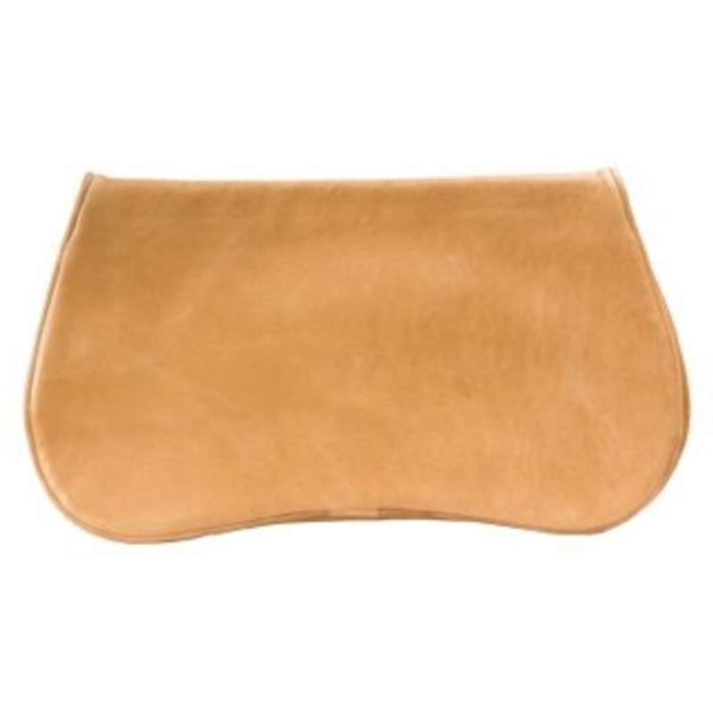 Anne Leather Clutch by Moore & Giles