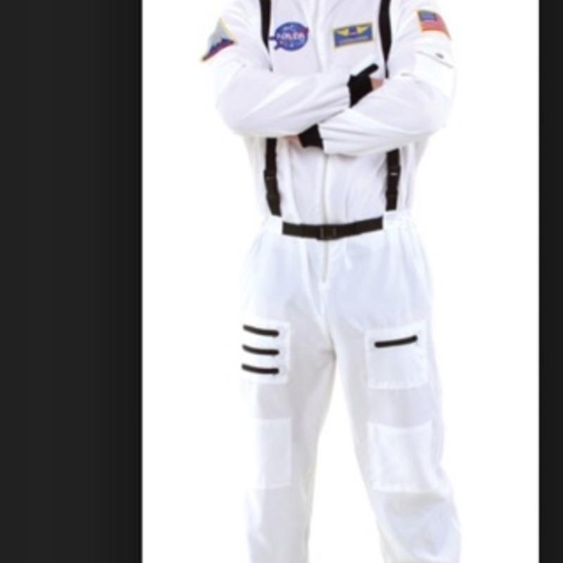 Astronuat Costume
