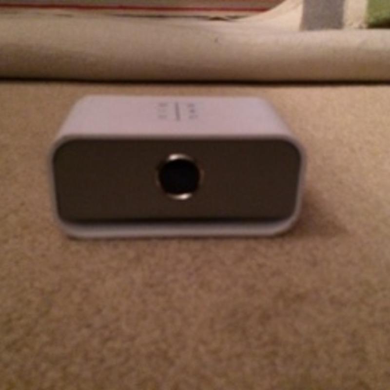 Brookstone Bluetooth speaker