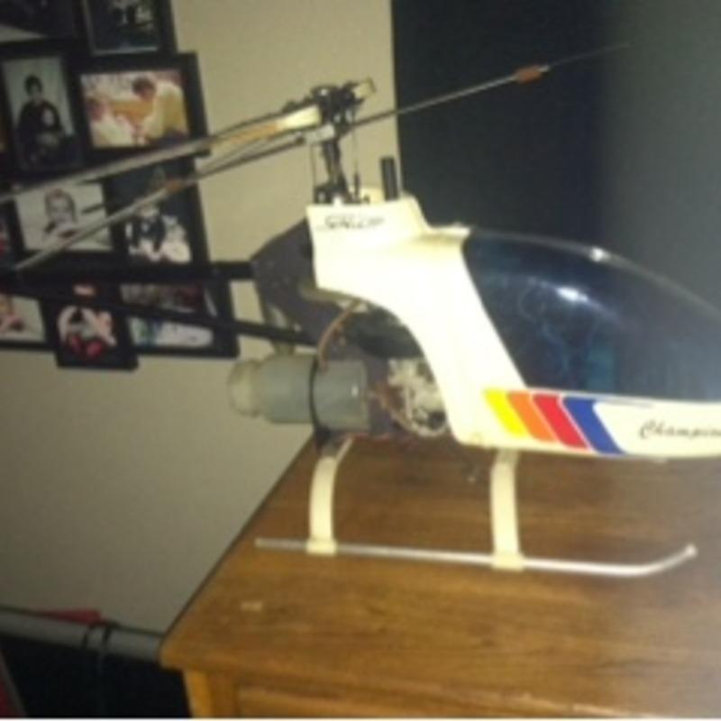 Schlutter helicopter
