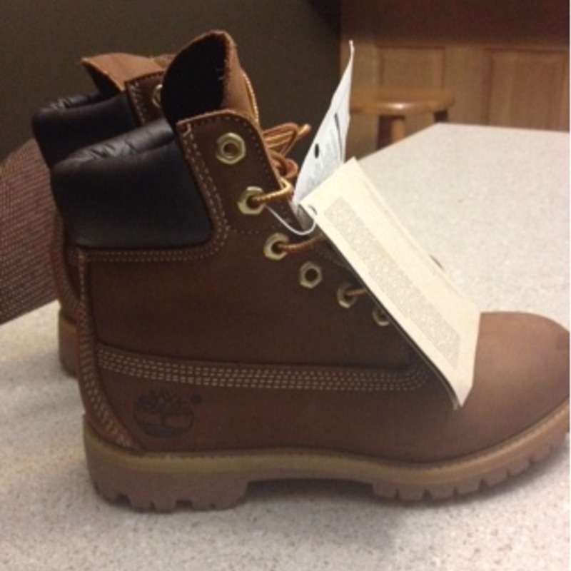 Brand New Women's Timberlands