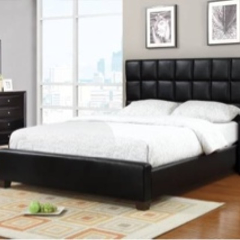 Brand new Queen Platform bed