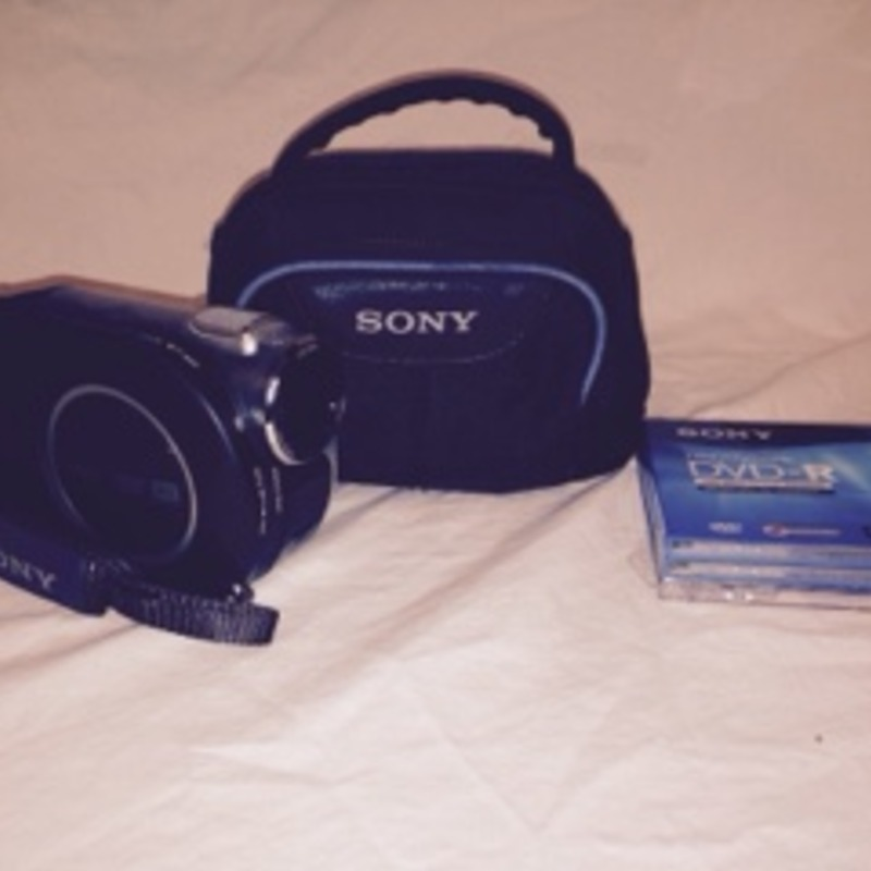 Sony DCR-DVD108 Handycam