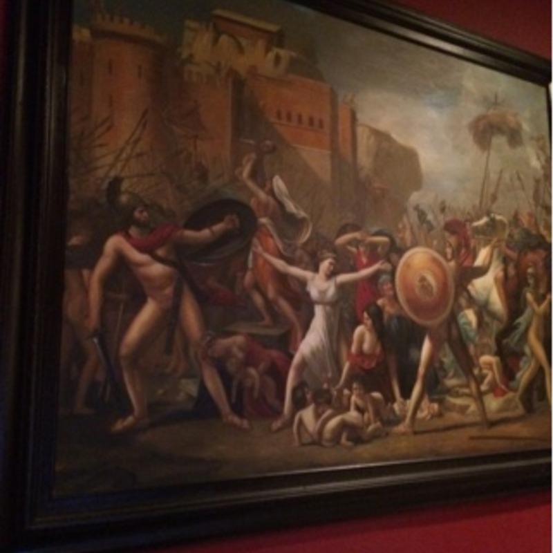 Greco - Roman War