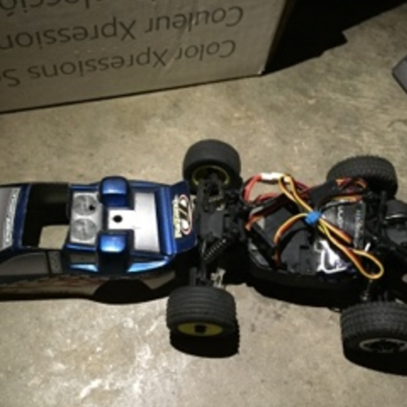 Rc car and parts