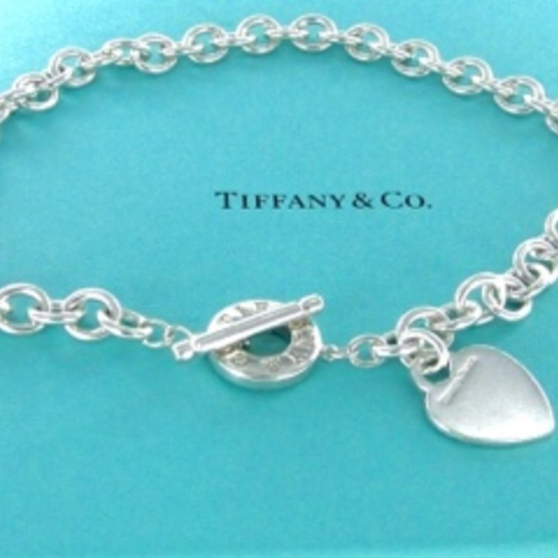 Classic Sterling Silver Tiffany Necklace