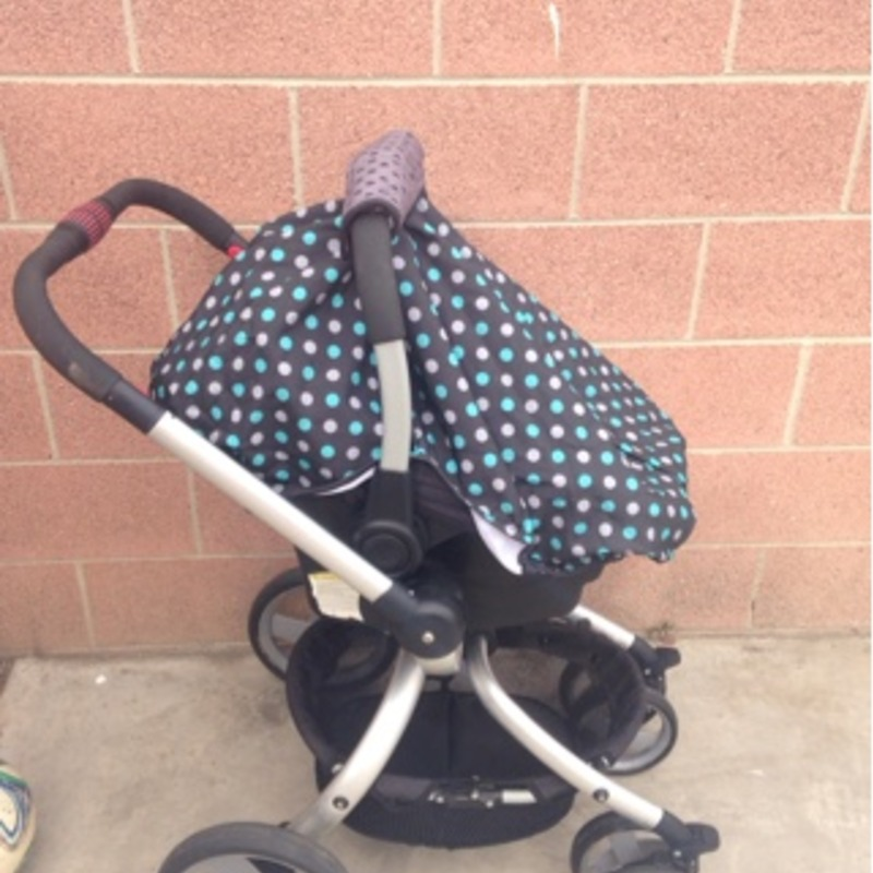 Axis infanti stroller