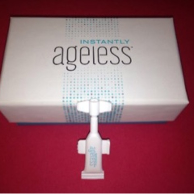 INSTANTLY AGELESS, JEUNESSE - WORKS IN 2 MINUTES!!!!
