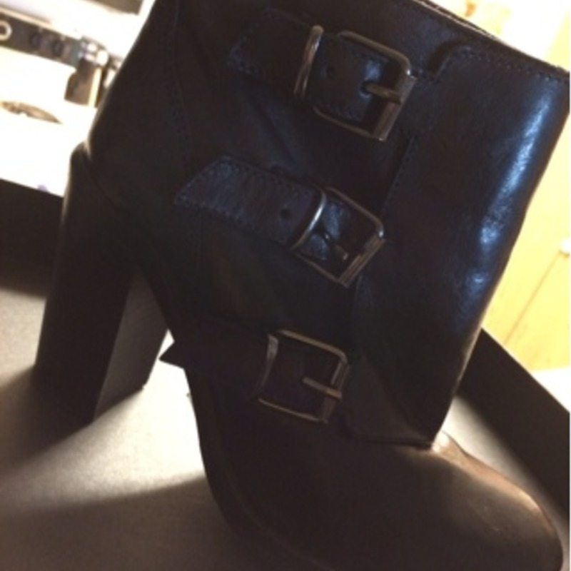 Real Leather Boots from All Saints